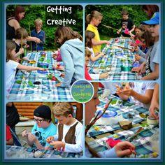 creative making wands