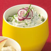 Frischkäse-Kräuter-Dip