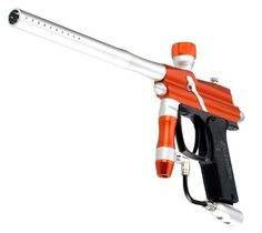 Azodin 2011 Blitz Electronic Paintball Gun Orange/Silvr by Azodin. $169.95. Description The Valve is the heart of every marker. The Board is the soul of every electronic marker. Our second generation Blitz has been designed with a new Heart and Soul. The new High Performance (HP) Valve design offers a new level of air efficiency, accuracy and overall performance. While the perfect combination of Feather Striker System and new HP valve design, Blitz 2911 is not only a sm...