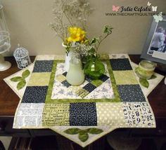 Happy Quilting Day! - The Crafty Quilter