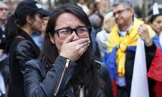 Colombia in shock: bevolking stemt tegen vredesakkoord FARC   Update   De Morgen