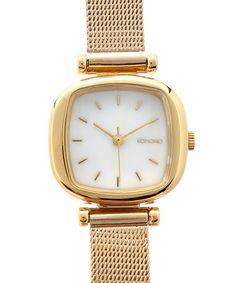 【ZOZOTOWN|送料無料・「ツケ払い」ならお支払は2ヶ月後】KOMONO.(コモノ)の腕時計「(KOMONO)KOM-W1245」(606156)を購入できます。