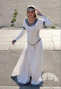 "Mittelalter Kleid Larp ""Dame"""