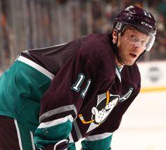 Saku Koivu, Anaheim Ducks