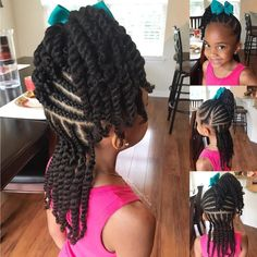 Cute Hairstyles For Grade Retro - 20 cutest black kids hairstyles you& see in 2019 Toddler Braided Hairstyles, Black Kids Hairstyles, Natural Hairstyles For Kids, Kids Braided Hairstyles, Flower Girl Hairstyles, Little Girl Hairstyles, Cute Hairstyles, Natural Hair Styles, Children Hairstyles
