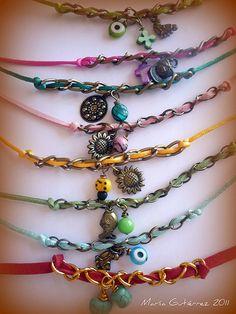 Pulseras Guindalejos Chain!!