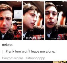 Frank Iero ♥