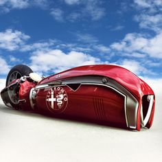 MOTEUR : Alfa Romeo Spirito Motorcycle Concept
