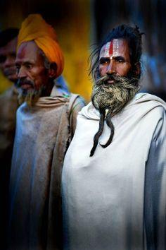 Sadhu & Baba @ Kumbh Mela