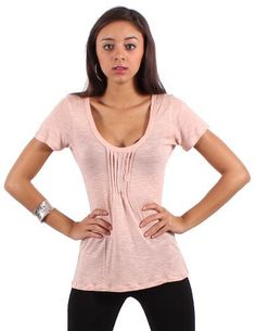 BAP Fashions Women's Peachy Silky Blouse  Price : $16.99 http://www.bapfashions.com/BAP-Fashions-Womens-Peachy-Blouse/dp/B009N69KNK