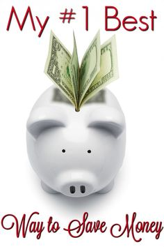 With all the ways to save money out there where you do you start? I am sharing the #1 best way to save money. Are you doing this? If not you need to be!