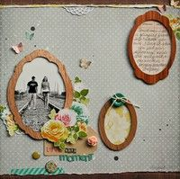 6 - I love paper-to-digi scraplifts!  This month, use Diane Payne's gallery as inspiration for your next LO. - 1 pt.