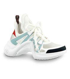 more photos 9adea 48028 Louis Vuitton Archlight Sneakers Plimsolls, Mens Trainers, Designer Shoes,  Louis Vuitton, Black