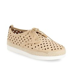 Lucky Brand 'Tikko' Perforated Oxford ($89)