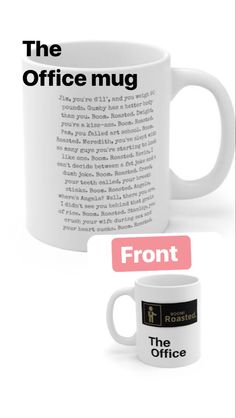 a3350278c8d 28 Best The Office Mug images in 2014 | Coffee mugs, Coffee Cups ...