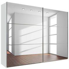 Schöner Kleiderschrank in großzügigem Design. Darin finden all Deine Kleider und Co. einen Platz! Ab 579,99 €