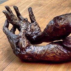 """86 Likes, 3 Comments - Javier Marin Escultor (@javiermarinescultor) on Instagram: """"#javiermarinescultor, #javiermarin, #terrenobaldio, #manos, #hands, #bronce, #bronze."""""""