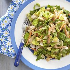 Chopped Chef's Salad Recipe - EatingWell