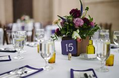 Real Weddings - iconic flowers and events