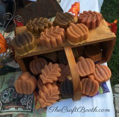 Frugal Soap Display and Soap Making Instructions