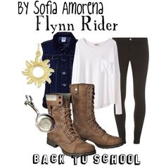 A fashion look from August 2013 featuring long sleeve shirts, Vero Moda and Dorothy Perkins. Browse and shop related looks. Flynn Ryder, Disney Animated Movies, Disney Tangled, Disney Bound, New Movies, Board, Closet, Stuff To Buy, Shopping
