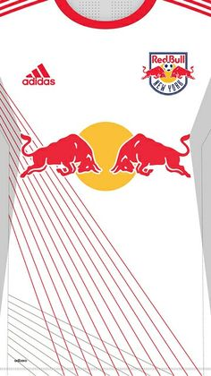 Red Bull New York 16-17 kit home