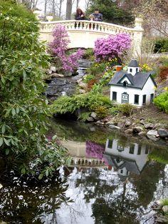 Public Gardens - Halifax, Nova Scotia - Canada
