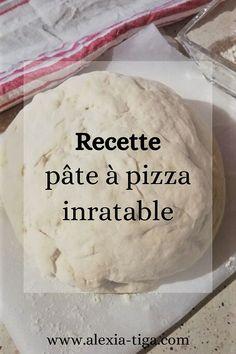 Clique pour découvrir la recette de la pâte à pizza simple et inratable Excellente recette pour débutant en cuisine ;-) #pizza #recette #cuisine #patepizza #recettefacile Polenta Pizza, Superfood, Pizza Bianca, Number Cakes, Beignets, 200 Calories, Dough Recipe, Naan, Pizza Recipes