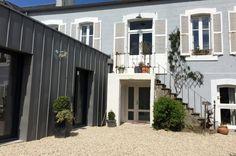Villa saint Jean, maison d'hôtes à Granville. | MHD