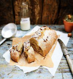 Pear coconut bread