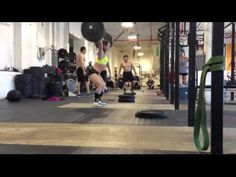 ▶ Camille Leblanc-Bazinet: 190# Snatch - YouTube  #respect
