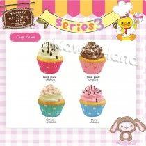 *PRE-ORDER* Sammy3 Squishy ~ Cupcakes