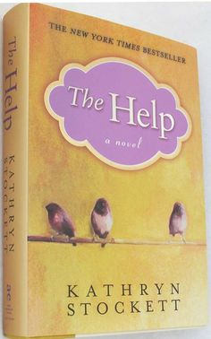 The Help by Kathryn Stockett  - I didn't think I would like this book but I loved it. It's amazing.