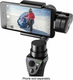 DJI - Osmo Mobile Gimbal Stabilizer - AlternateView12 Zoom