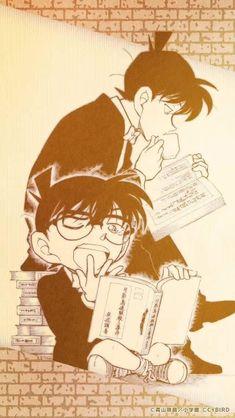 Magic Kaito, Detective Conan Wallpapers, Detektif Conan, Screen Wallpaper, Manga Anime, Pokemon, Geek Stuff, Fan Art, Illustration