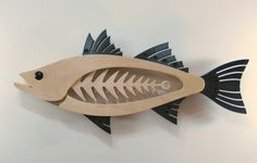 Striper Wall Sculpture