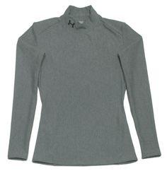 UNDER ARMOUR Women's Long Sleeve Cold Gear? Top/T-Shirt M