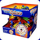 Hoberman.com ::: Original Sphere.  This is a great tool (visual and kinesthetic) for kids to practice deep belly-breaths.