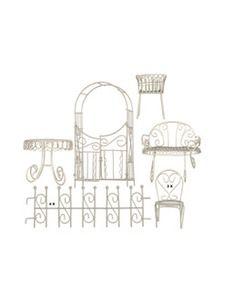 Mica Decorations Miniature Garden -puutarhatyövälinesomistesetti | Puutarhakoristeet | Koti | Stockmann.com
