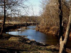 Crooked Creek in Harrison, AR