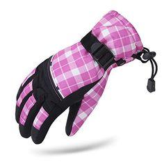 Amazon Lightning Deal 55% claimed: Pink Girls Kids Child Snow Ski Winter Warm Waterproof Gloves http://www.lavahotdeals.com/ca/cheap/amazon-lightning-deal-55-claimed-pink-girls-kids/131577