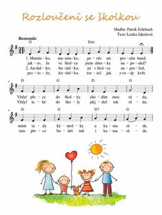Sheet Music, Teaching, Kids, Music Education, Carnavals, Young Children, Boys, Children, Education