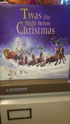 Lovely illustrations Twas The Night, Preschool Books, The Night Before Christmas, Illustrations, Art, Art Background, Nightmare Before Christmas, Illustration, Kunst