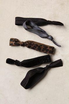 Multitude Hair Ties - Anthropologie.com