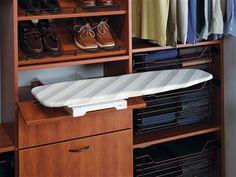 Hafele Ironfix Shelf Mounted Ironing Board   (EACH)   The Hardware Hut