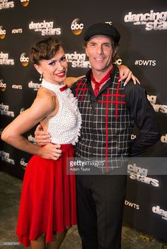 DWTS - 'Episode 2204' - The 10 remaining celebrities will transform into some of the most magical Disney characters and celebrate the magnificence of 'Disney Night,' on 'Dancing with the Stars,' live, MONDAY, APRIL 11 (8:00-10:01 p.m. EDT) on the ABC Television Network. Karina Smirnoff and Doug Flutie