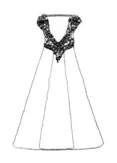 Adapted Patterns Small Necklace 01, 2011 Liana Pattihis.jpg
