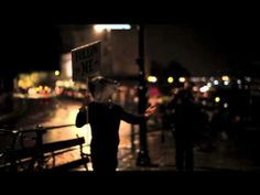 3D projection animation stunt by Bristol based agency Taxi Studio on Halloween.