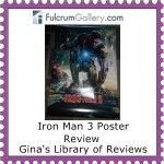 #Fulcrum-Gallery #Iron-Man-3 poster, review,