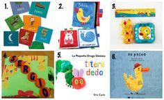 Selección de cuentos para bebés (0-2 años)